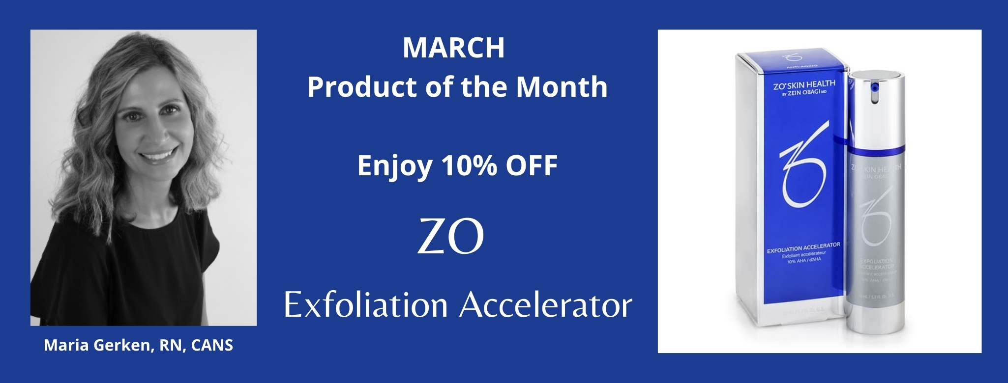 March Product of the Month